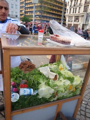 blog golly&bossy - istanbul - ulična hrana