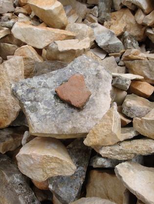 blog golly&bossy - korčula - blato - nalazište kopila