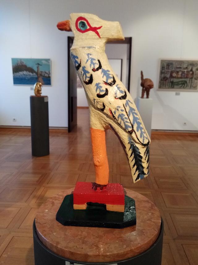 golly&bossy blog - moderna galerija - penavuša