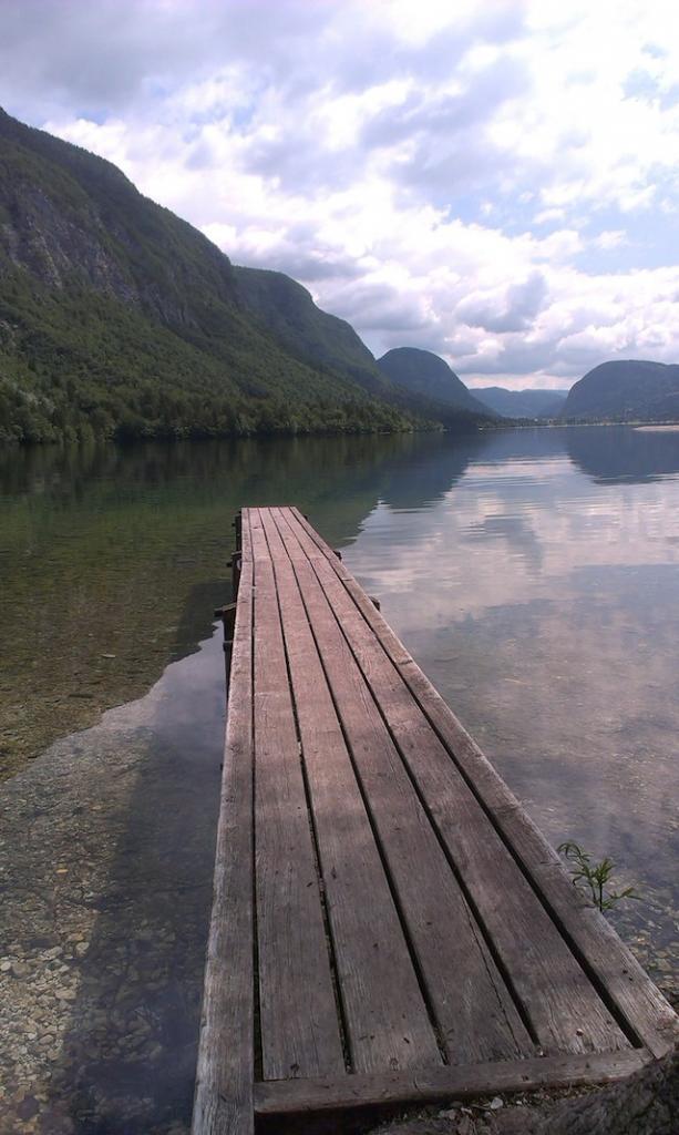blog golly&bossy - Slovenija - bohinj