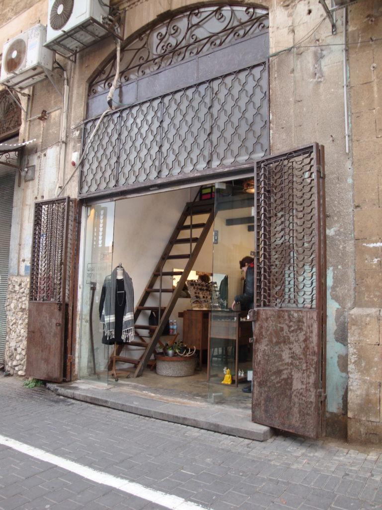 Butik u Tel Avivu - Jaffi - blog golly&bossy