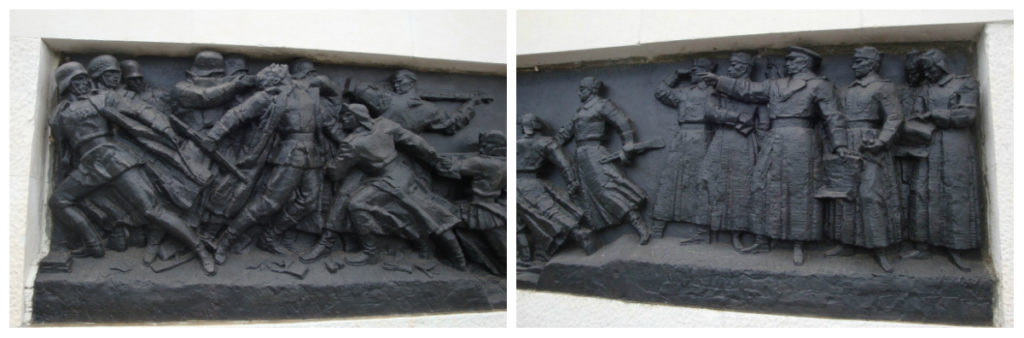 batinski spomenik, Antun Augustinčić