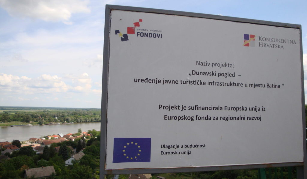 Dunavski pogled - projekt EU